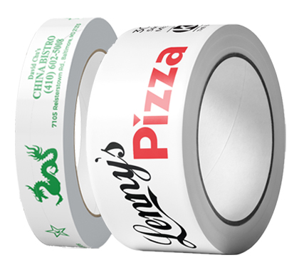"""1"""" roll and 2"""" roll of PVC tape"""