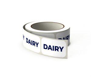 dairy stickers