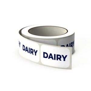 dairy stickers