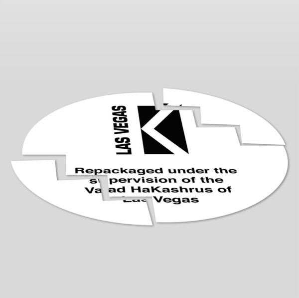 Tamper Evident Stickers