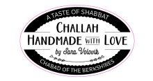 Challah Sticker layout 4