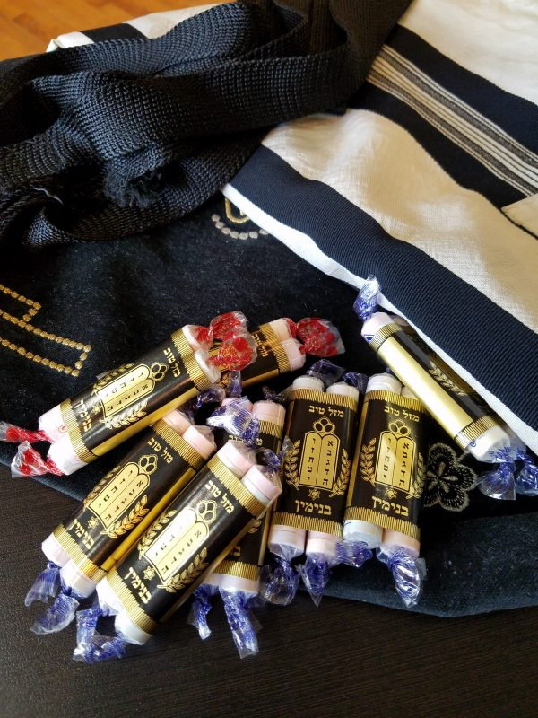 Winkie Sefer Torah stickers